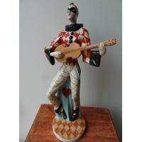 Коллекционная скульптура Арлекин