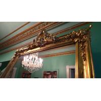 Антикварное настенное зеркало